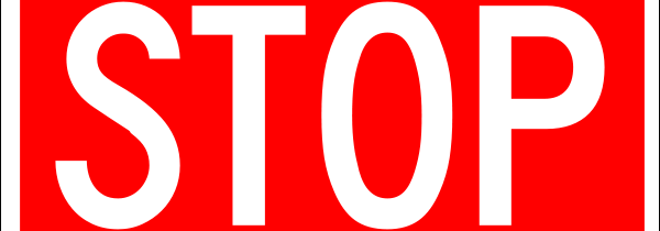 The Stop Sign